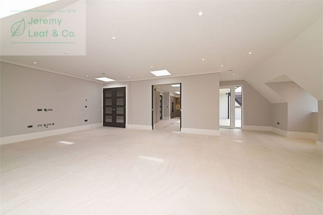 Thumbnail Flat for sale in Penthouse Wickliffe Court, Wickliffe Avenue, Finchley