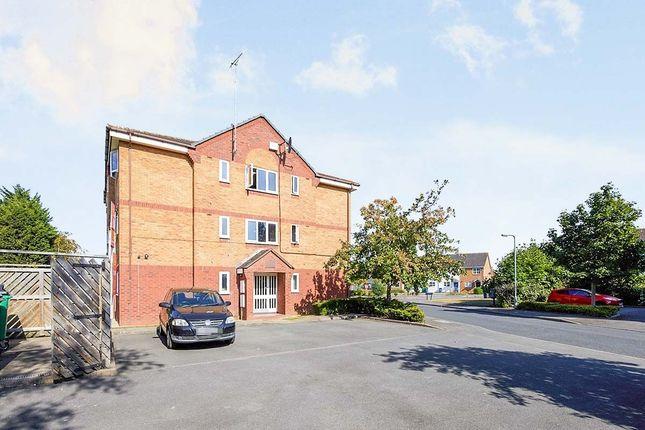 Thumbnail Flat to rent in Blenheim House Fontwell Road, Branston, Burton-On-Trent