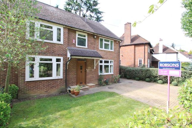 Thumbnail Semi-detached house to rent in North Approach, Moor Park Estate, Northwood