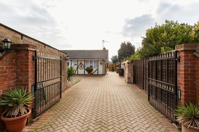 Thumbnail Detached bungalow for sale in Rochford Road, Southend-On-Sea