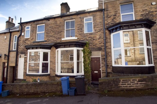 4 bed terraced house to rent in Beehive Road, Crookesmoor, Sheffield