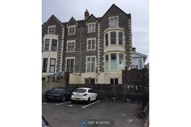Thumbnail Flat to rent in Netherleigh Mansions, Weston-Super-Mare