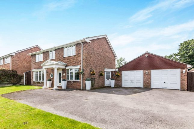 Thumbnail Detached house for sale in Tadley Hill, Tadley