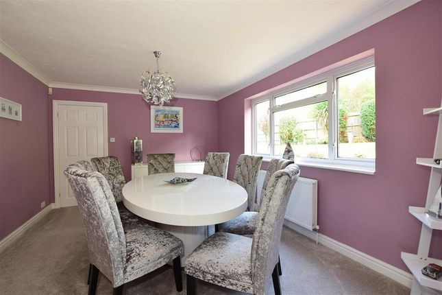 Dining Area of Ryegrass Close, Walderslade, Chatham, Kent ME5