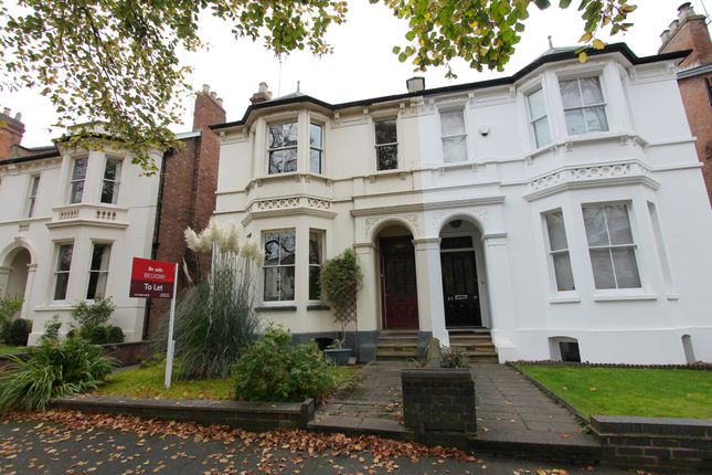 Thumbnail Semi-detached house to rent in Binswood Avenue, Leamington Spa