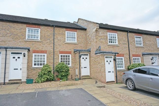 Thumbnail Terraced house for sale in Theaks Mews, Taunton