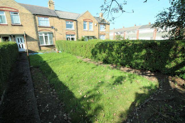 Thumbnail Terraced house to rent in Elder Square, Ashington, Northumberland