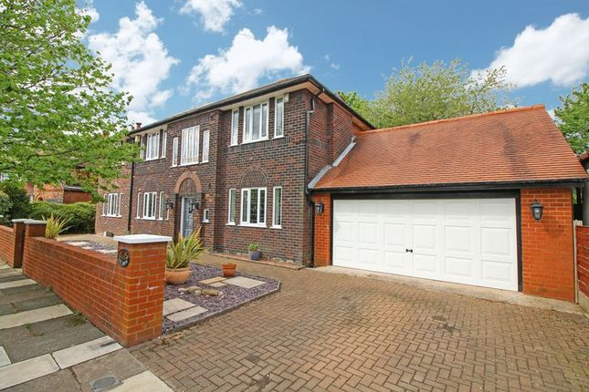 Thumbnail Detached house for sale in The Drive, Walmersley, Bury