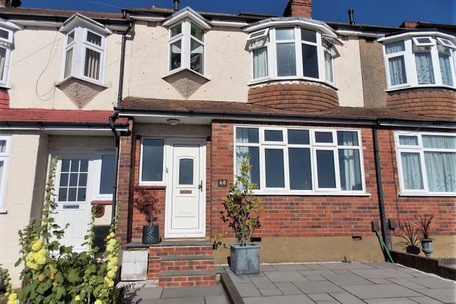 Thumbnail Terraced house for sale in St William's Way, Rochester