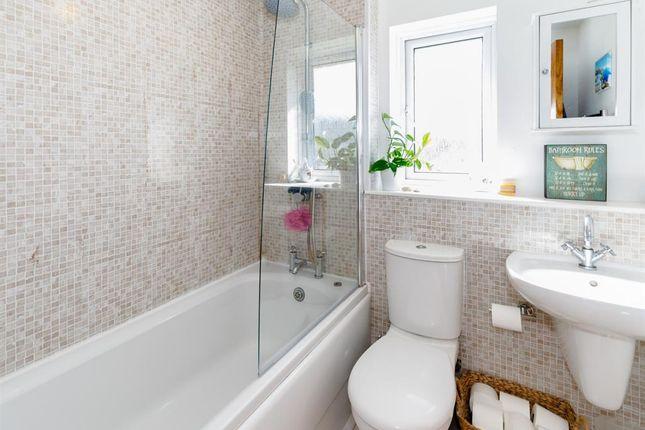 Bathroom of The Nurseries, Easingwold, York YO61