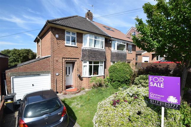 Semi-detached house for sale in Priory Court Road, Westbury-On-Trym, Bristol