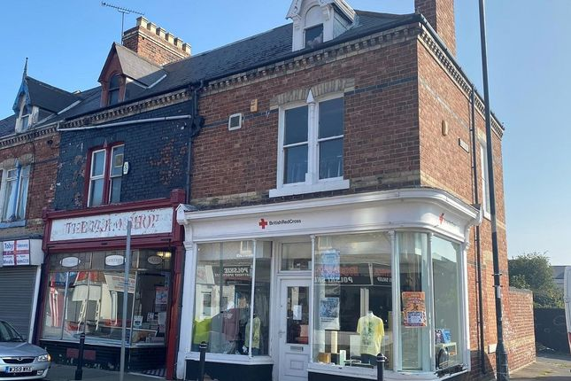 Thumbnail Retail premises for sale in 40 Murray Street, Hartlepool