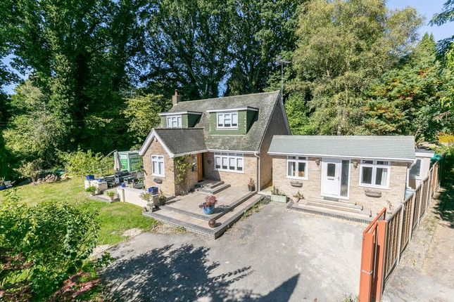 Thumbnail Detached house for sale in Snow Hill, Crawley Down, West Sussex