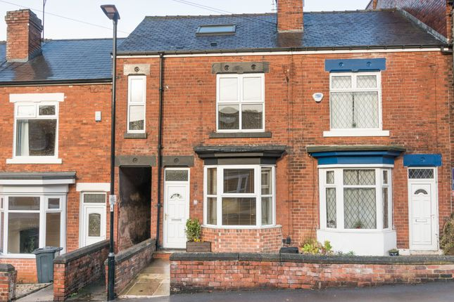3 bed terraced house for sale in Woodseats House Road, Sheffield