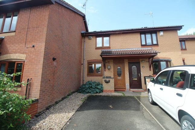 Thumbnail Terraced house for sale in Kingfisher Court, Alvechurch, Birmingham