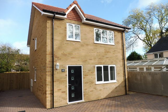 4 bed detached house for sale in Ton Road, Cwmbran