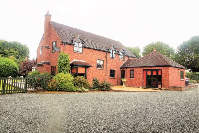 Thumbnail Detached house for sale in 42A Muxton Lane, Muxton Telford