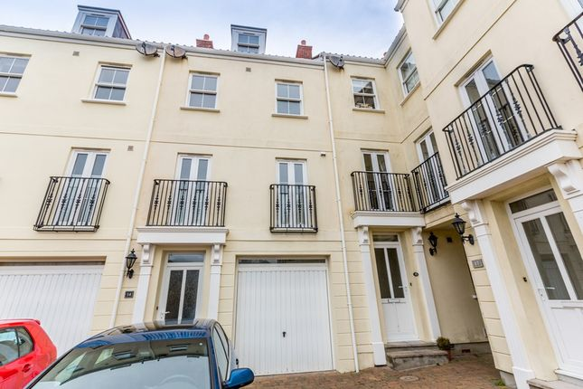 Thumbnail Terraced house to rent in Hauteville, St. Peter Port, Guernsey