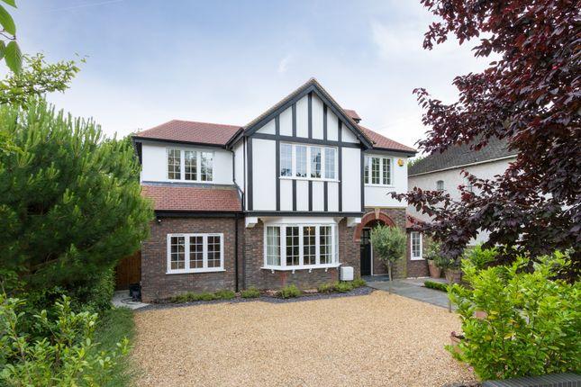 Thumbnail Detached house for sale in Devas Road, London