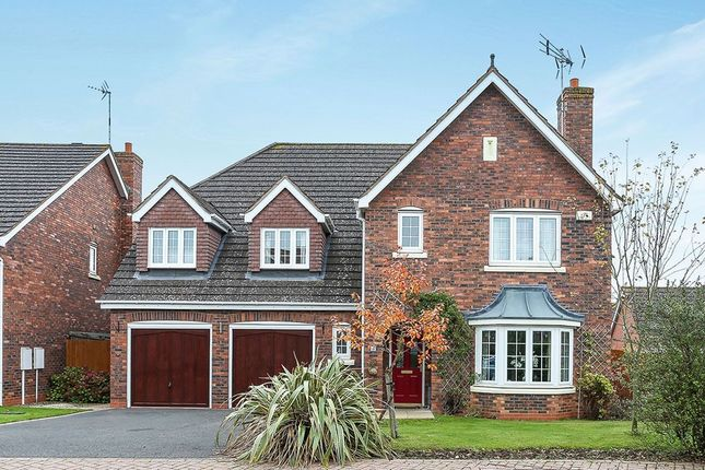 Thumbnail Detached house for sale in Sandringham Close, Coventry