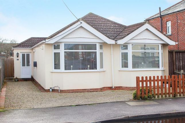 Thumbnail Detached bungalow for sale in Sunset Road, Totton, Southampton