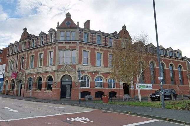 Thumbnail Commercial property for sale in Wells Road, Totterdown, Bristol