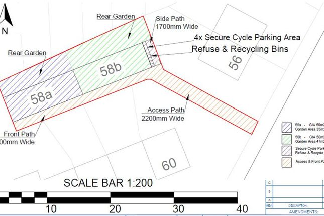 Thumbnail Land for sale in Winding Way, Becontree, Dagenham