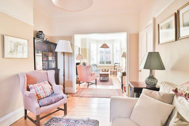 Thumbnail Terraced house for sale in Cleveland Gardens, London