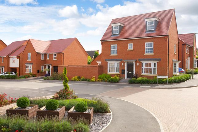 """Thumbnail Detached house for sale in """"Hertford"""" at Wellfield Way, Whitchurch"""