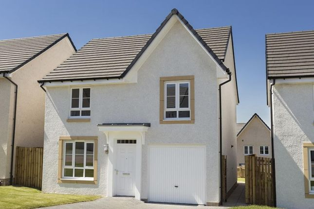 "Thumbnail Detached house for sale in ""Crichton"" at Kirkton North, Livingston"