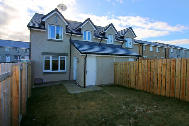Thumbnail Detached house for sale in 58 Resaurie Gardens, Inverness
