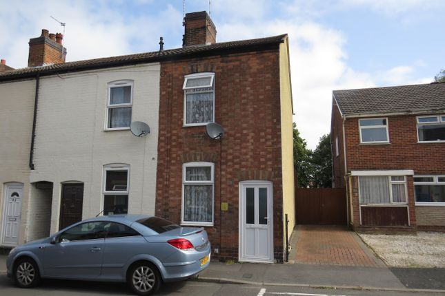 Thumbnail End terrace house to rent in Long Street, Stapenhill, Burton-On-Trent