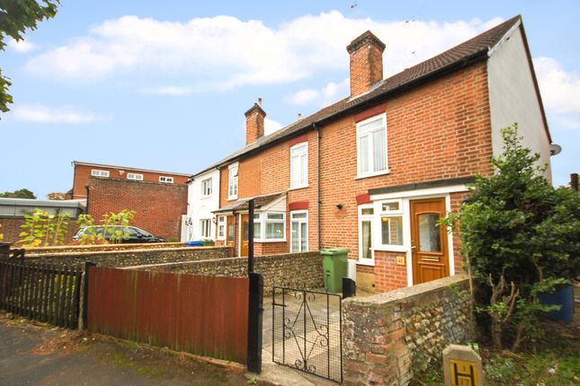 Thumbnail Semi-detached house for sale in Guildford Road West, South Farnborough, Hampshire