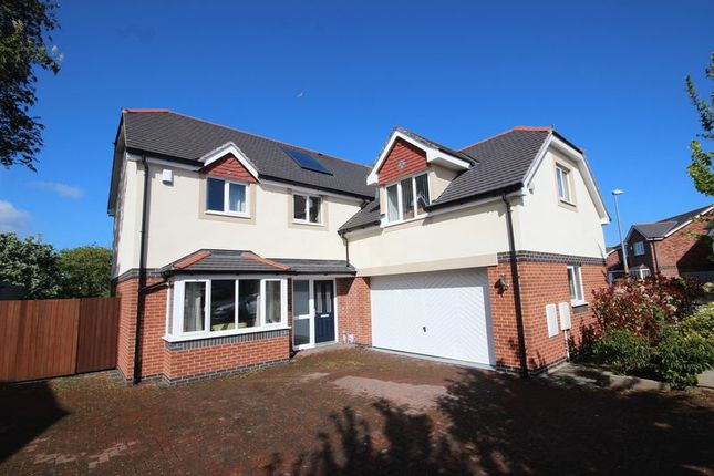 Thumbnail Detached house for sale in Parc Castell, Llandudno Junction