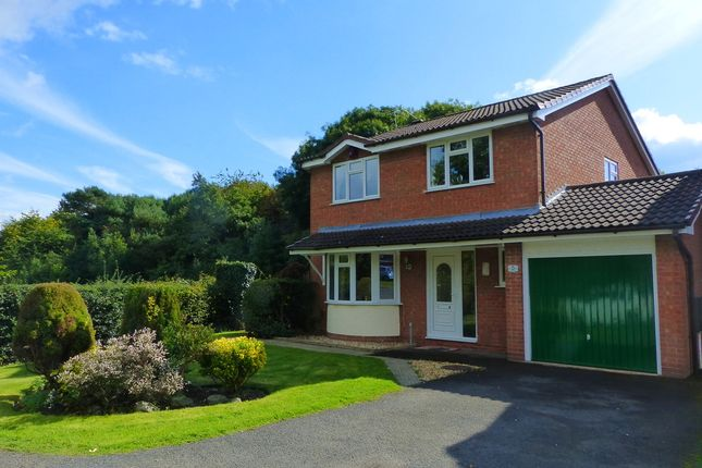Thumbnail Detached house to rent in Ivatt Close, Dawley, Telford