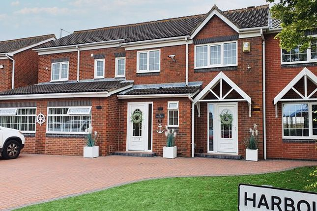 Thumbnail Detached house for sale in Harbour Way, Hull