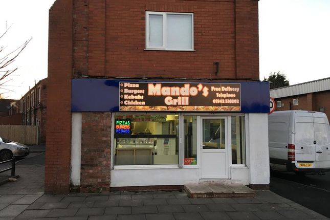Thumbnail Restaurant/cafe to let in Warrington Road, Platt Bridge Wigan