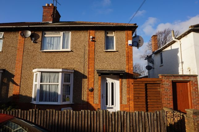 Thumbnail Semi-detached house to rent in Leys Road, Welllingborough