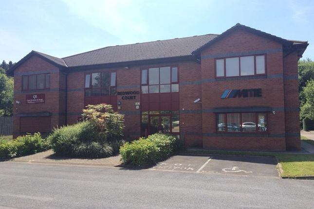 Thumbnail Office to let in Redwood Court, Tawe Business Village, Swansea