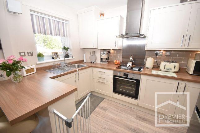 Kitchen of Callaghan Wynd, Blantyre, Glasgow G72