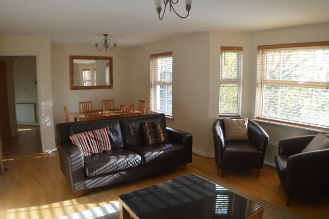 Thumbnail Flat to rent in Great Park Drive, Leyland