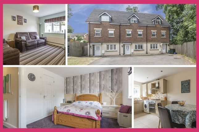 Thumbnail Terraced house for sale in Westfield Gardens, Newport