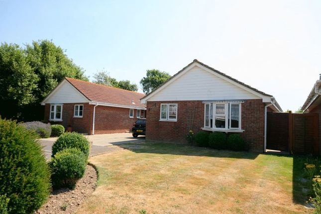 Thumbnail Bungalow for sale in Spinney Close, Selsey, Chichester