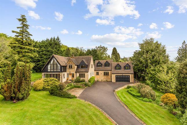Thumbnail Detached house for sale in The Highlands, Painswick, Stroud