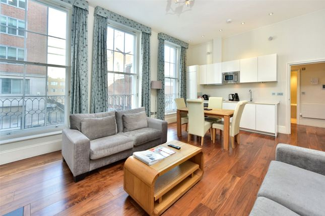 Thumbnail Flat to rent in Tavistock Place, London