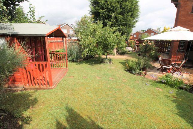Gardens of Pembroke Way, Stourport-On-Severn DY13