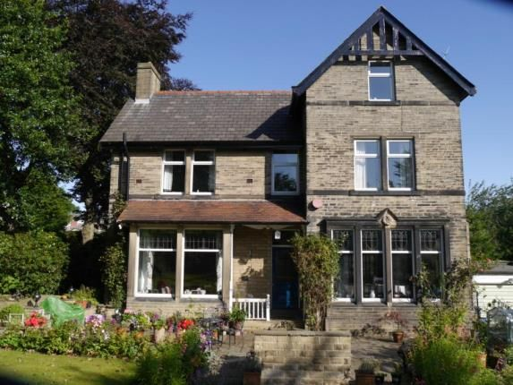 Thumbnail Detached house for sale in Woodhouse Lane, Brighouse, West Yorkshire
