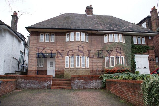 Thumbnail Semi-detached house to rent in Hodford Road, London