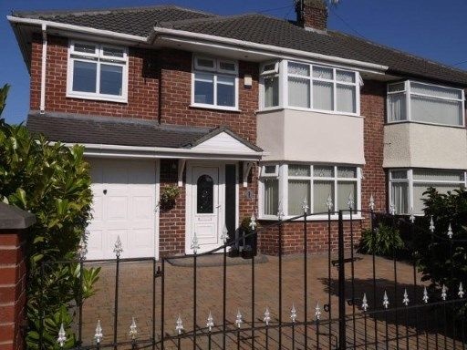 Thumbnail Semi-detached house for sale in Virginia Avenue, Lydiate, Merseyside