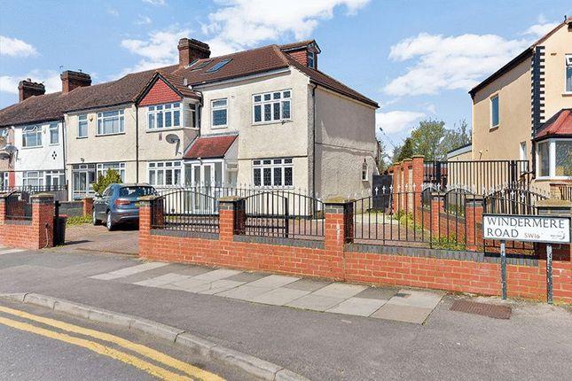 External of Windermere Road, Streatham Vale, London SW16